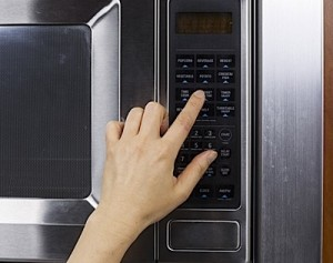 microwave ovens can save energy