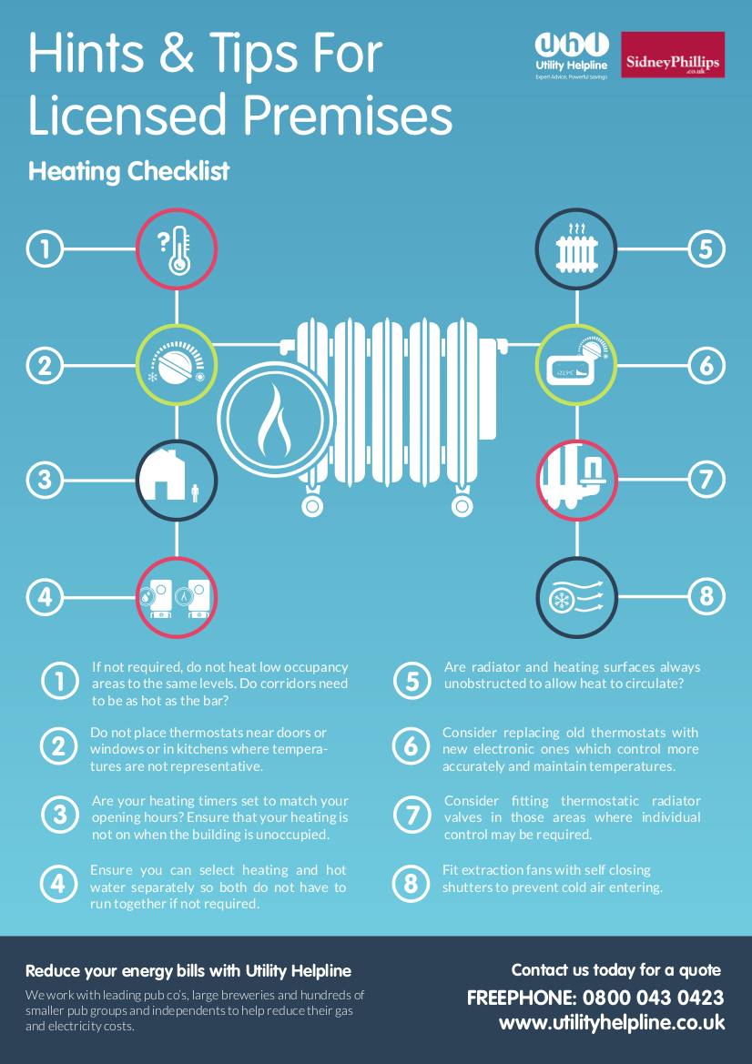 heating checklist